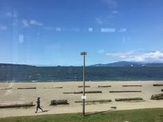 English Bay Vancouver BC  photo by SWM