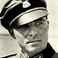 Joachim Peiper, my favorite SS field officer. Joachim Peiper, Defence Force, The Third Reich, Military Photos, Luftwaffe, Panzer, Armed Forces, World War Two, Ww2