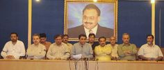"""""""Peace for Karachi, Peace for Pakistan"""", MQM announces day of protest on third day of Mourning"""