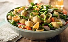 Confetti Spring Pasta Salad