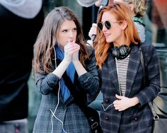 Pitch perfect 3 Beca Chloe Anna Kendrick Brittany Snow