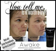 Awake! Amazing! Really works! I wouldn't lie to you! Get yours today! Be beautiful be Younique! www.ypuniqueproducts.com/TaylorPeterson