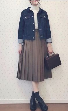 Korean Fashion – How to Dress up Korean Style – Designer Fashion Tips Cute Fashion, Look Fashion, Trendy Fashion, Fashion Models, Fashion Outfits, Fashion Design, Fashion Women, Cheap Fashion, Fashion Fall
