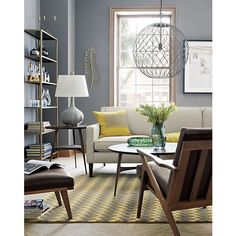 Twine 9'x12' Rug in Area Rugs | Crate and Barrel