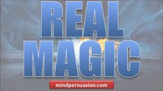 http://mindpersuasion.com/subconscious-mind/ Generate magical power with your unlimited conscious mind. For more mind tools, please visit http://mindpersuasion.com today.