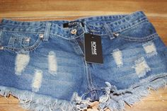 MyStyleSpot: GIVEAWAY: Win Some Distressed Denim Shorts