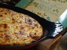 Baked Onion Dip - Patê assado de cebolas