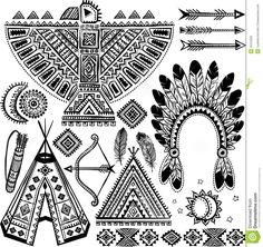 native american symbols - Google Search                                                                                                                                                                                 More
