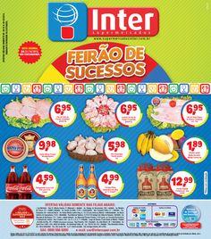 Inter Supermercados - Anúncio Jornal.