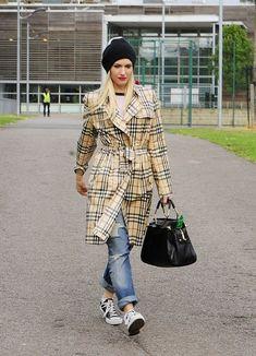 Gwen Stefani street style, Jul 2013