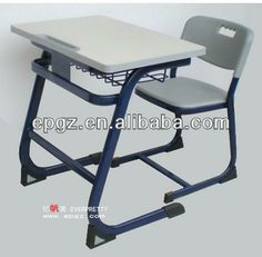 2013 New design School Desk and Chair,School Desk, 2013 Hot-sales Students Desk Chair $19~$39