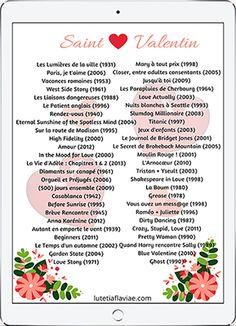 Téléchargez gratuitement ma liste des meilleurs films romantiques (comédies ou pas) à voir sur lutetiaflaviae.com