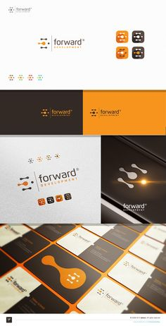 Logo & business card by sheva™