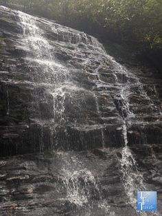 Spoonauger Falls - one of numerous grand waterfalls located in the Upstate region of South Carolina. Hard to get to, but worth the fuss for the spectacular setting! Upstate South Carolina, Travel List, Waterfalls, Adventure Travel, Trail, Waves, Random, Outdoor, Beautiful