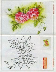Pintura em Tecido Mini1 - Rosana Carvalho - Веб-альбомы Picasa