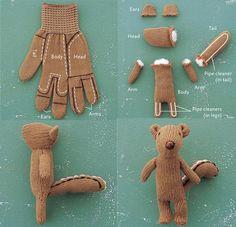 glove squirrel