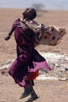 """""""The most wasted of all days is one without laughter."""" ~ E.E. Cummings • happy in Africa photo: Pedro Oliveira http://www.quotationspage.com/quote/1395.html"""