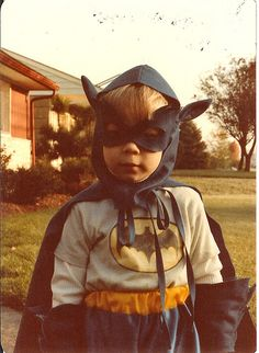 Always be yourself- unless you can be Batman. Always be Batman!