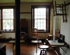 Hancock Shaker Village in Hancock, Massachusetts (est. 1791)