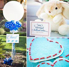 Aww...! Charming Peter Rabbit Inspired Baby Shower