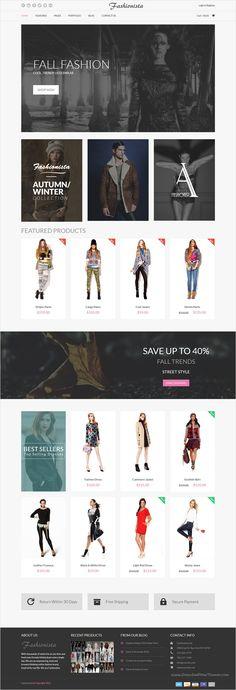 Begge - Modern Fashion Shop PSD Template Psd templates, Modern - clothing tag template