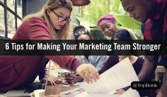 Just in: Teamwork Makes the Dream Work: 6 Tips for Helping Your Marketing Team Work Better Together http://www.makemoney5000.cash/teamwork-makes-the-dream-work-6-tips-for-helping-your-marketing-team-work-better-together/?utm_campaign=crowdfire&utm_content=crowdfire&utm_medium=social&utm_source=pinterest