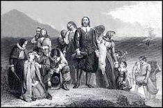 Stephen Hopkins of the Mayflower