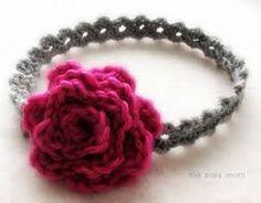 """Résultat de recherche d'images pour """"headband crochet"""""""