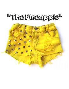 The Pineapple by Lovesickthreads on Etsy