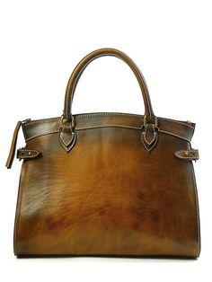 Sandast - Estoi Leather Tote, just gorgeous!