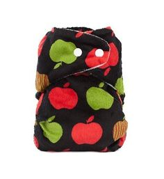 Cushie Tushie Chameleon (Cover only) - Toffee Apple - Piggy Tails- Modern Cloth Nappies