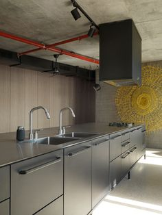 Vipp kitchen island