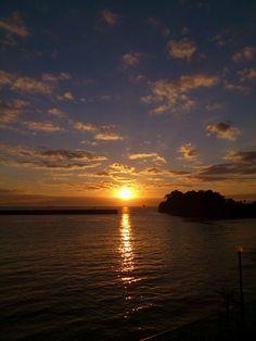 sunrise @島原 Japan