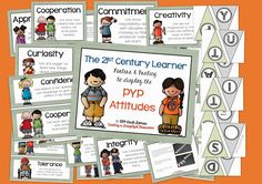 PYP Attitudes- Promoting Students' Positive Thoughts