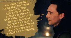 What delicious things will Loki whisper in our ears tonight darlings? Loki Avengers, Loki Marvel, Loki Thor, Tom Hiddleston Loki, Loki Laufeyson, Marvel Comics, Pledge Of Loyalty, Loki Whispers, Loki Imagines
