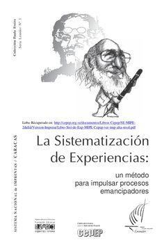 Paulo Freire               Serie Leander Nº                                  Lirbo Recuperado en: http://cepep.org.ve/docu...