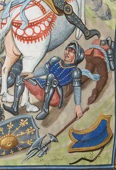 « Chroniques sire JEHAN FROISSART » Date d'édition :  1401-1500  Français 2643  Folio 328v