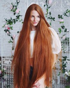 Best DIY Amazing Hair Mask - Long Hair Growth Tips How to Grow Super Long Hair You'll Need: 1 tbsp coconut oil 1 tbsp . Long Hair Tips, Long Red Hair, Grow Long Hair, Very Long Hair, Grow Hair, Face Shape Hairstyles, Cool Hairstyles, Black Hairstyles, Beautiful Red Hair