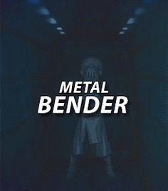 Metal bender