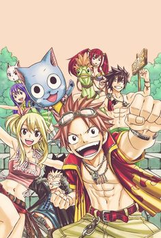 I just realised Luffy and Natsu have the same facial expression😱 Natsu Fairy Tail, Fairy Tail Ships, Art Fairy Tail, Fairy Tail Amour, Image Fairy Tail, Anime Fairy Tail, Fairy Tail Love, Fairy Tail Guild, Fairy Tales
