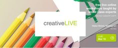 Creative Live- Free Live Online Workshops Taught by Experts – The Daily Basics