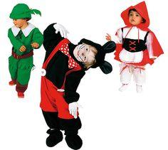 Disfraces para niñas de Minnie y Caperucita
