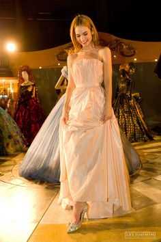 Lily James at the Cinderella Exhibition at the Berlinale International Film Festival in Cinderella 2015, Cinderella Quotes, Lily James, Pippa Middleton, Lily Collins, Prom Dresses, Wedding Dresses, Vintage Girls, Celebs