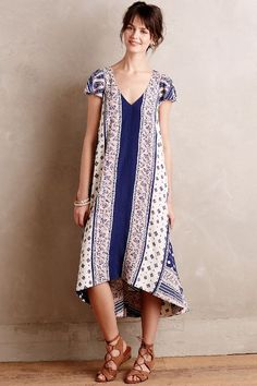 f64ae1f4cc74 Summertide Swing Dress - anthropologie.com Anthropologie, Short Sleeve  Dresses, Anthropology