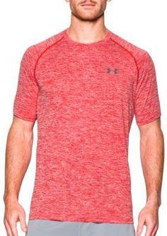 Under Armour RedGraphite UA Tech8482 Short Sleeve T-Shirt