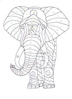 Elephant Quilt: How it began Paper Pieced Quilt Patterns, Quilt Patterns Free, Applique Patterns, Mosaic Patterns, Patchwork Quilting, Applique Quilts, Crazy Quilting, Free Pattern, Elephant Quilts Pattern
