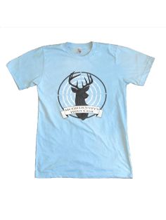Hunt Club t-shirt. $25. For the hunter in us all.