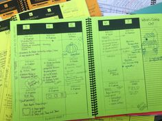 Lesson plan book especially for specials teachers from the bees knees cousin ... free download