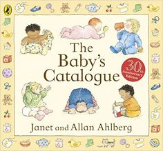 The Baby's Catalogue: Amazon.co.uk: Allan Ahlberg, Janet Ahlberg: 9780141343365: Books