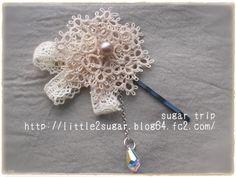 Hairpin lace Tatingu
